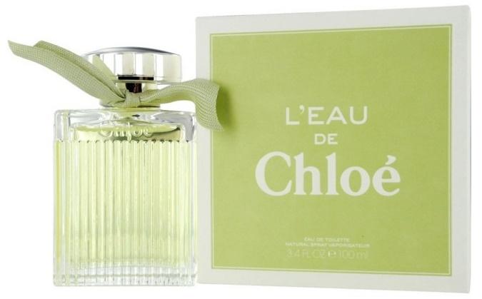 Chloe L´Eau de Chloe, Toaletní voda, 100ml, Dámska vůně, + AKCE: dárek zdarma