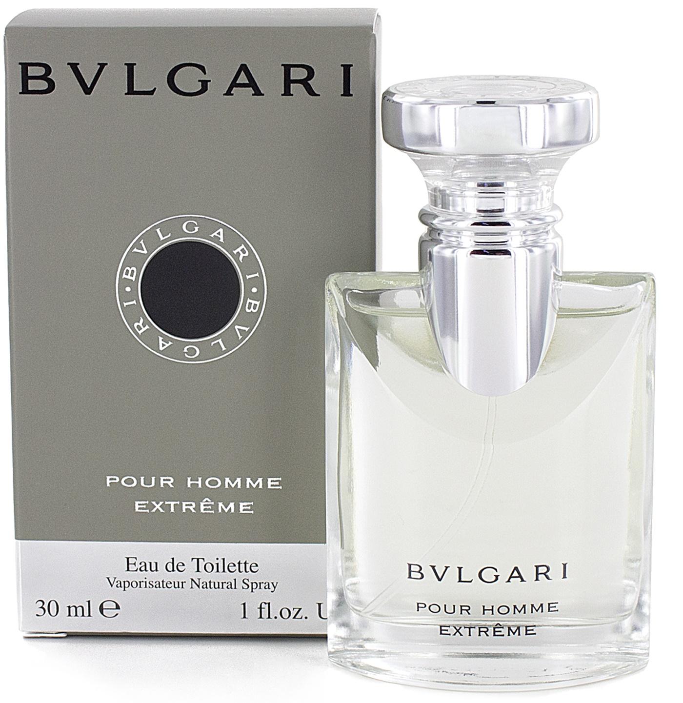 Bvlgari pour Homme Extréme, Toaletní voda, 30ml, Pánska vôňa, + AKCE: dárek zdarma