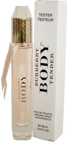 Burberry Body Tender, Toaletní voda - Tester, 85ml, Dámska vôňa