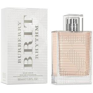 Burberry Brit Rhythm for Woman, Toaletní voda, 50ml, Dámska vôňa