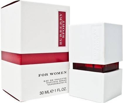 Burberry Sport for Women, Toaletní voda, 30ml, Dámska vôňa, + AKCE: dárek zdarma