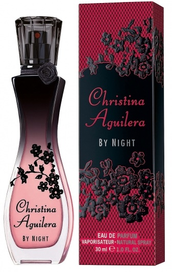 Christina Aguilera by Night, Parfémovaná voda, 30ml, Dámska vôňa, + AKCE: dárek zdarma
