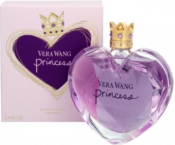 Vera Wang Princess, Toaletní voda, 100ml, Dámska vôňa, + AKCE: dárek zdarma
