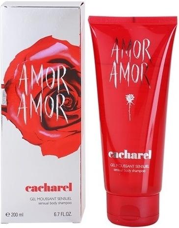 Cacharel Amor Amor, Sprchový gel, 200ml, Dámska vôňa, + AKCE: dárek zdarma