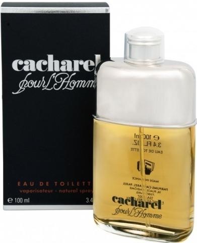 Cacharel Cacharel pour Homme, Toaletní voda, 100ml, Pánska vôňa, + AKCE: dárek zdarma
