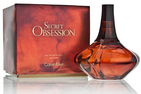 Calvin Klein Secret Obsession, Parfémovaná voda, 100ml, Dámska vôňa, + AKCE: dárek zdarma