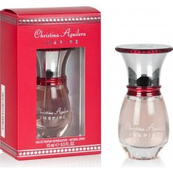 Christina Aguilera Inspire, Parfémovaná voda, 15ml, Dámska vůně, + AKCE: dárek zdarma