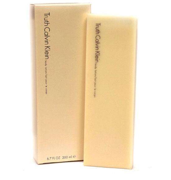 Calvin Klein Truth, Tělové mléko, 200ml, Dámska vůně, + AKCE: dárek zdarma