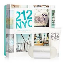 Carolina Herrera 212 Woman, Dárková sada, toaletní voda 60ml + tělové mléko 100ml , Dámska vôňa, + AKCE: dárek zdarma
