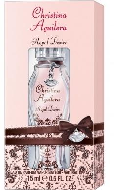 Christina Aguilera Royal Desire, Parfémovaná voda, 15ml, Dámska vůně, + AKCE: dárek zdarma