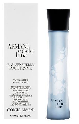 Giorgio Armani Code Luna Eau Sensuelle, Toaletní voda - Tester, 50ml, Dámska vôňa, + AKCE: dárek zdarma