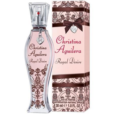 Christina Aguilera Royal Desire, Parfémovaná voda, 30ml, Dámska vůně, + AKCE: dárek zdarma