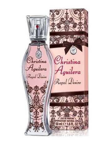 Christina Aguilera Royal Desire, Parfémovaná voda, 50ml, Dámska vůně, + AKCE: dárek zdarma