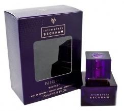 David Beckham Intimately Night for Woman, Toaletní voda, 15ml, Dámska vôňa, + AKCE: dárek zdarma
