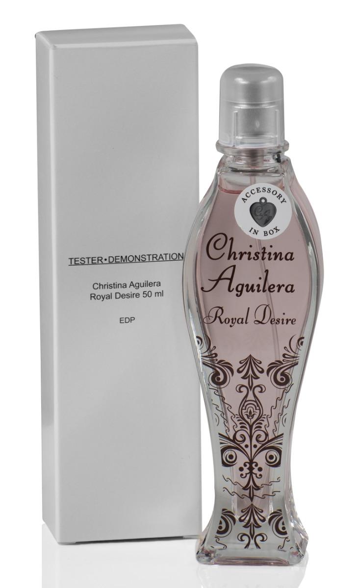 Christina Aguilera Royal Desire, Parfémovaná voda - Tester, 50ml, Dámska vůně, + AKCE: dárek zdarma