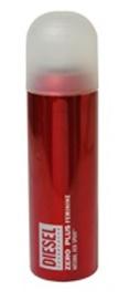 Diesel Zero Plus Feminine, Deodorant, 75ml, Dámska vôňa, + AKCE: dárek zdarma