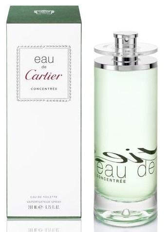Cartier Eau de Cartier Concentrée, Toaletní voda, 200ml, Unisex vôňa, + AKCE: dárek zdarma