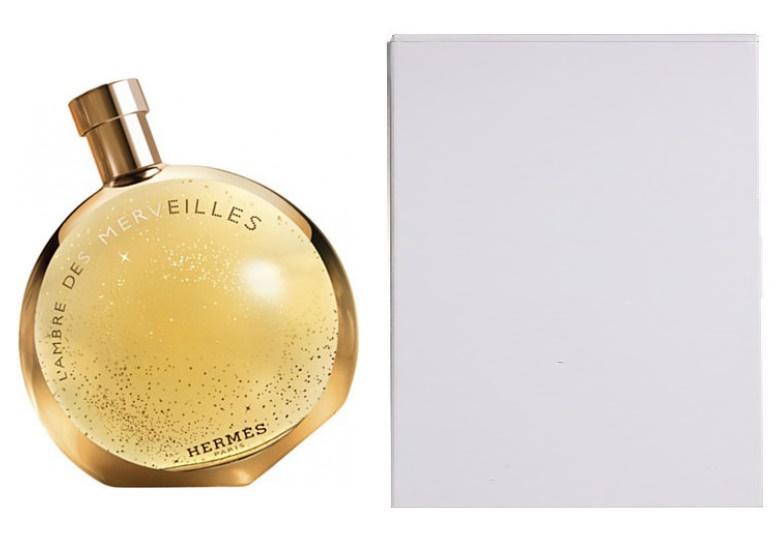Hermes L´ambre des Merveilles, Parfémovaná voda - Tester, 100ml, Dámska vôňa, + AKCE: dárek zdarma