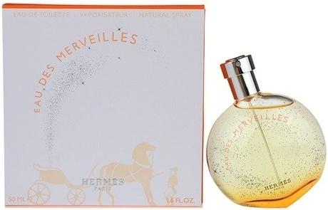 Hermes Eau Des Merveilles, Toaletní voda, 50ml, Dámska vôňa, + AKCE: dárek zdarma