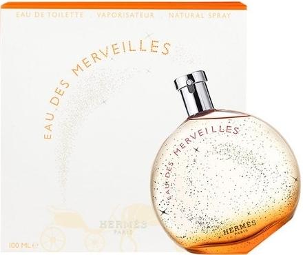Hermes Eau Des Merveilles, Toaletní voda, 100ml, Dámska vôňa, + AKCE: dárek zdarma