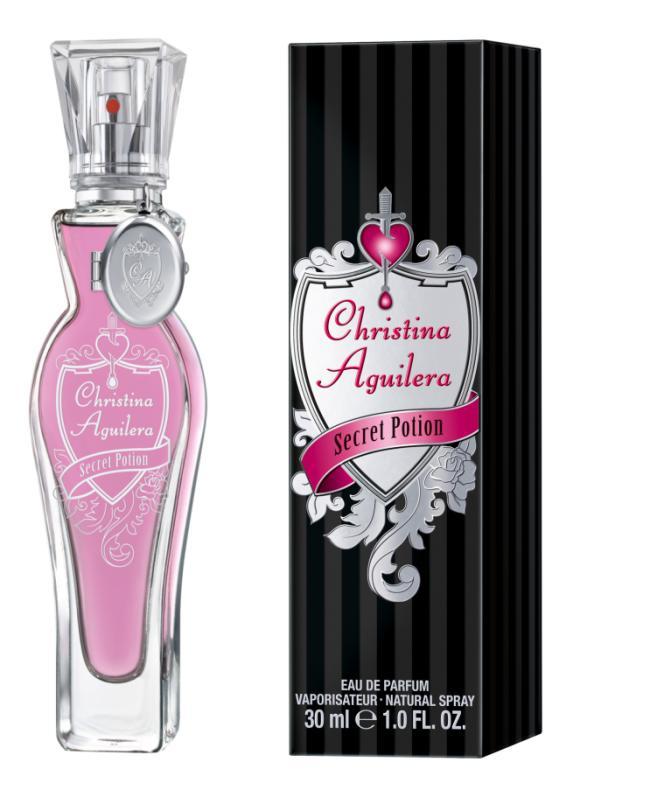 Christina Aguilera Secret Potion, Parfémovaná voda, 30ml, Dámska vôňa, + AKCE: dárek zdarma