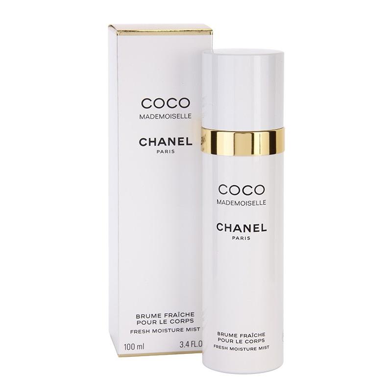 Chanel Coco Mademoiselle, Tělový spray, 100ml, Dámska vôňa, + AKCE: dárek zdarma