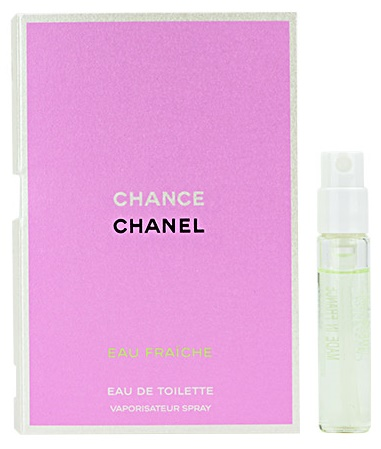 Chanel Chance Eau Fraiche, Toaletní voda, 2ml, Dámska vôňa, + AKCE: dárek zdarma