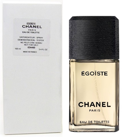 Chanel Egoiste, Toaletní voda - Tester, 100ml, Pánska vôňa, + AKCE: dárek zdarma
