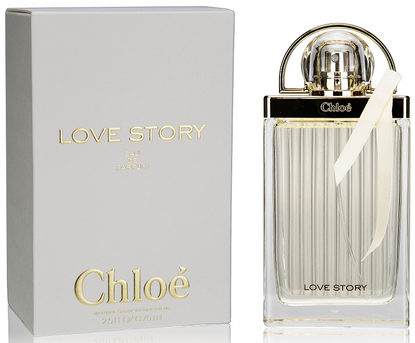 Chloe Love Story, Parfémovaná voda, 75ml, Dámska vôňa, + AKCE: dárek zdarma
