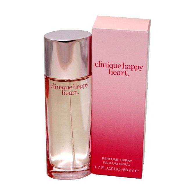 Clinique Happy Heart, Parfémovaná voda, 50ml, Dámska vůně, + AKCE: dárek zdarma