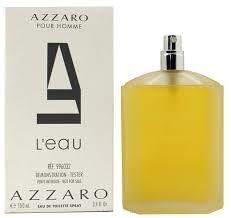 Azzaro Pour Homme L´Eau, Toaletní voda - Tester, 100ml, Pánska vôňa, + AKCE: dárek zdarma