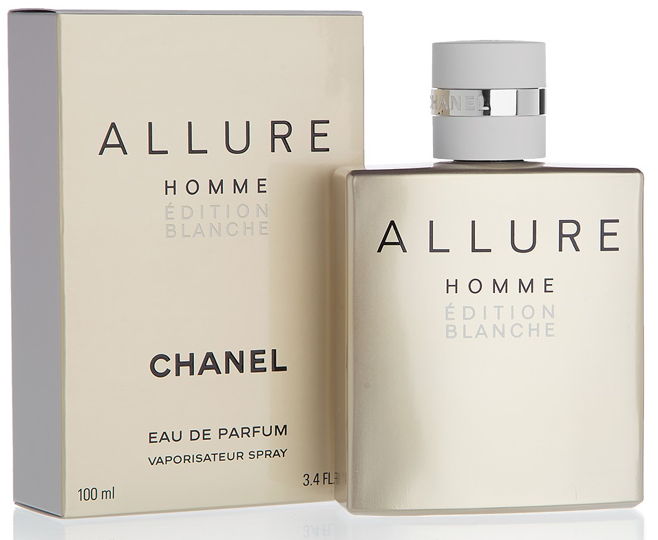 Chanel Allure Homme Edition Blanche, Parfémovaná voda, 100ml, Pánska vôňa, + AKCE: dárek zdarma