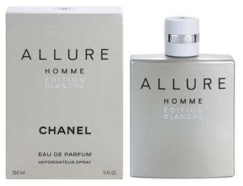 Chanel Allure Homme Edition Blanche, Parfémovaná voda, 150ml, Pánska vôňa, + AKCE: dárek zdarma