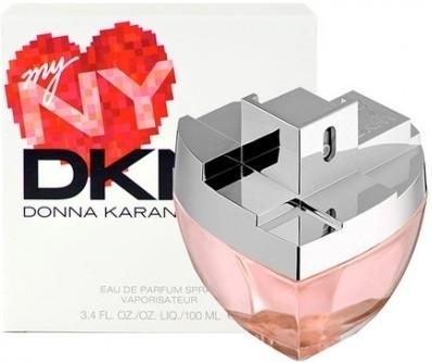 DKNY My NY, Parfémovaná voda, 100ml, Dámska vôňa, + AKCE: dárek zdarma