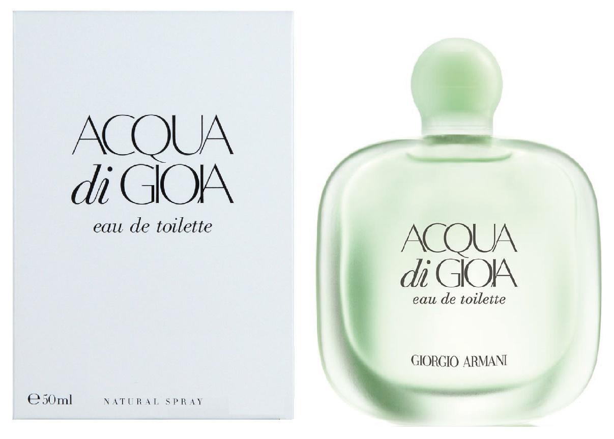 Giorgio Armani Acqua di Gioia, Toaletní voda - Tester, 50ml, Dámska vôňa, + AKCE: dárek zdarma