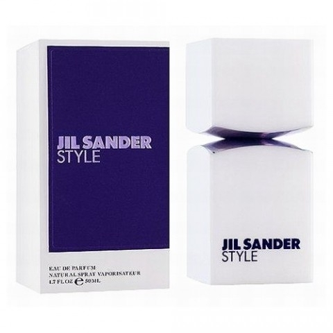 Jil Sander Style, Parfémovaná voda, 50ml, Dámska vôňa, + AKCE: dárek zdarma