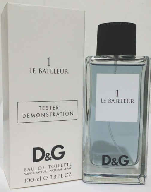 Dolce & Gabbana 1 Le Bateleur, Toaletní voda - Tester, 100ml, Unisex vôňa, + AKCE: dárek zdarma