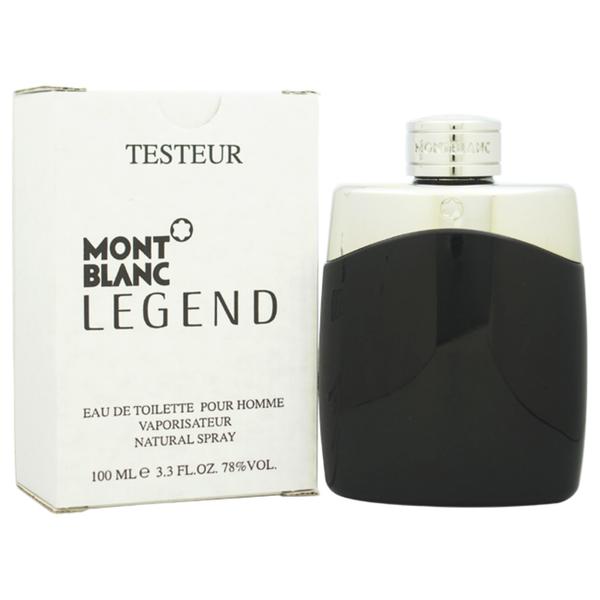 Mont Blanc Legend, Toaletní voda - Tester, 100ml, Pánska vôňa, + AKCE: dárek zdarma