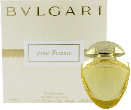 Bvlgari Bvlgari pour Femme, Parfémovaná voda, 25ml, Dámska vôňa, + AKCE: dárek zdarma