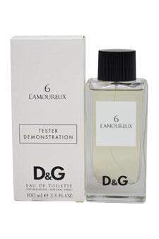 Dolce & Gabbana 6 L´Amoureux, Toaletní voda - Tester, 100ml, Unisex vôňa, + AKCE: dárek zdarma