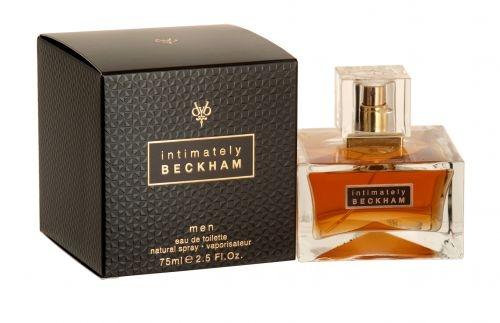 David Beckham Intimately for Men, Toaletní voda, 75ml, Pánska vôňa, + AKCE: dárek zdarma