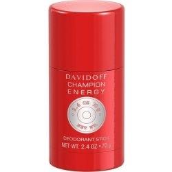 Davidoff Champion Energy, Deostick, 75ml, Pánska vôňa, + AKCE: dárek zdarma