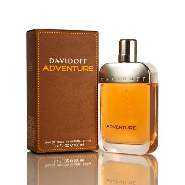 Davidoff Adventure, Toaletní voda, 100ml, Pánska vôňa, + AKCE: dárek zdarma