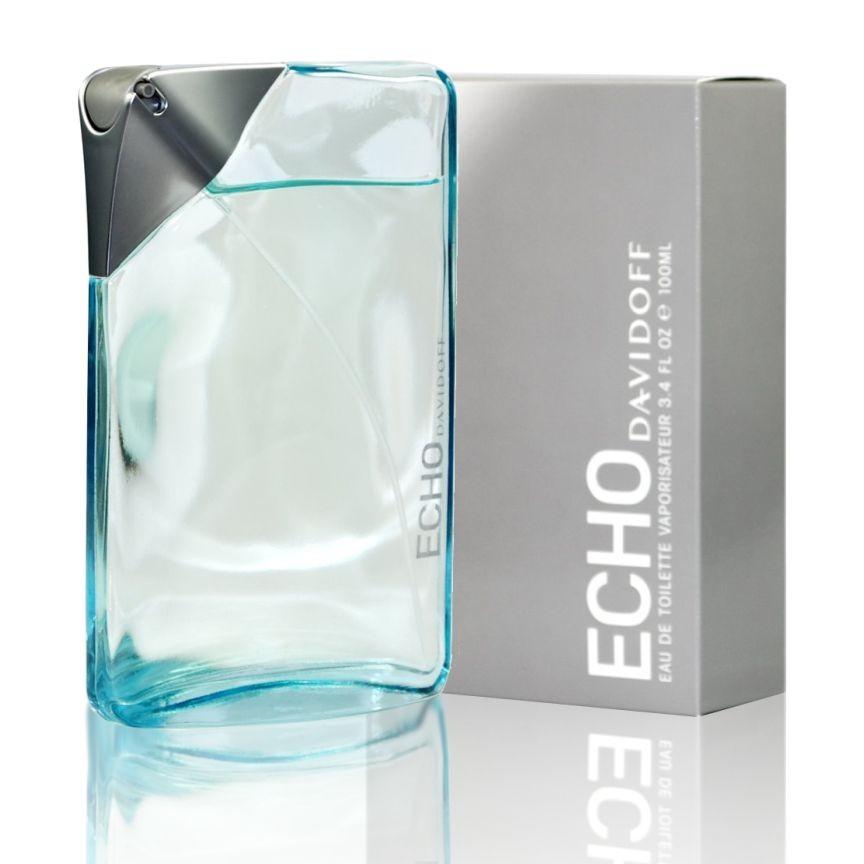 Davidoff Echo Man, Toaletní voda, 100ml, Pánska vôňa, + AKCE: dárek zdarma
