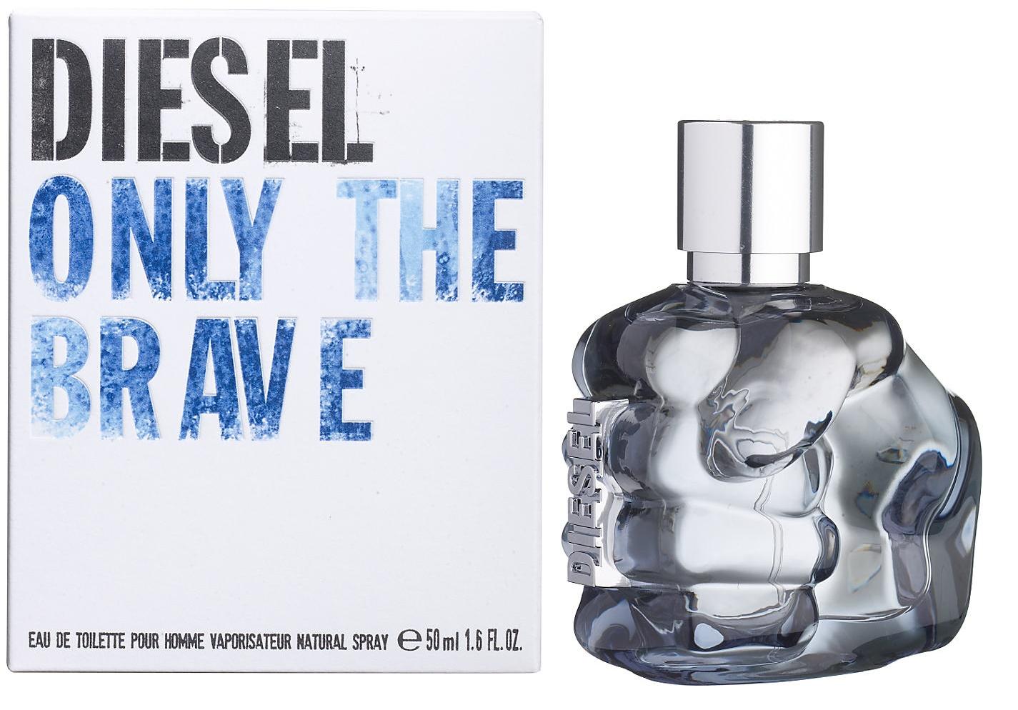 Diesel Only The Brave, Toaletní voda, 50ml, Pánska vôňa, + AKCE: dárek zdarma
