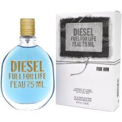 Diesel Fuel For Life L´Eau, Toaletní voda - Tester, 75ml, Pánska vôňa, + AKCE: dárek zdarma