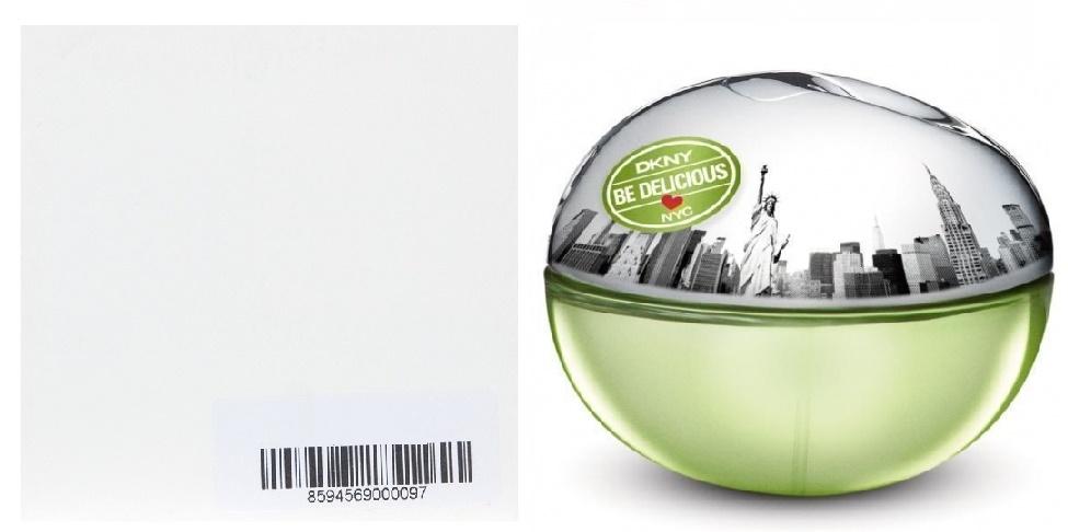 DKNY Be Delicious Love New York, Parfémovaná voda - Tester, 50ml, Dámska vôňa, + AKCE: dárek zdarma