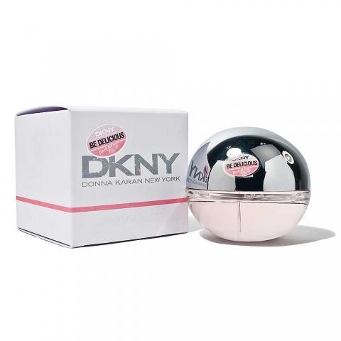 DKNY Be Delicious Fresh Blossom, Parfémovaná voda, 50ml, Dámska vôňa, + AKCE: dárek zdarma