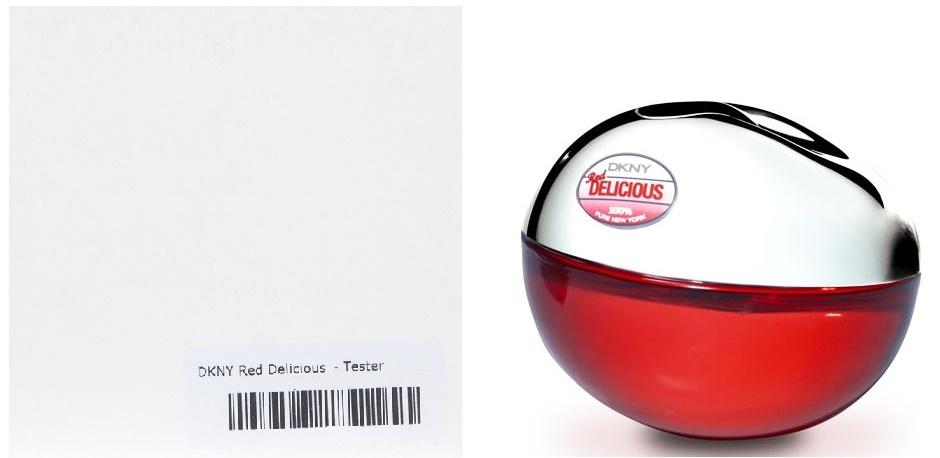 DKNY Red Delicious, Parfémovaná voda - Tester, 50ml, Dámska vôňa, + AKCE: dárek zdarma