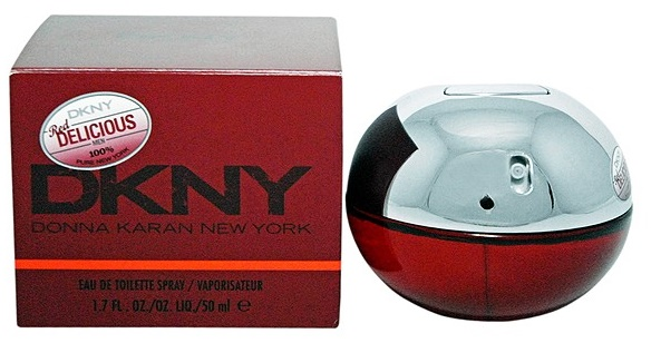 DKNY Red Delicious Men, Toaletní voda, 50ml, Pánska vôňa, + AKCE: dárek zdarma